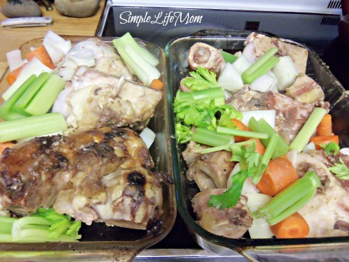 How to Make Beef Bone Broth from Simple Life Mom