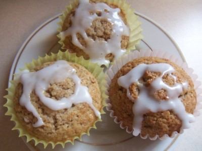 12 Apple Recipes for Fall - Apple Streusel Muffins