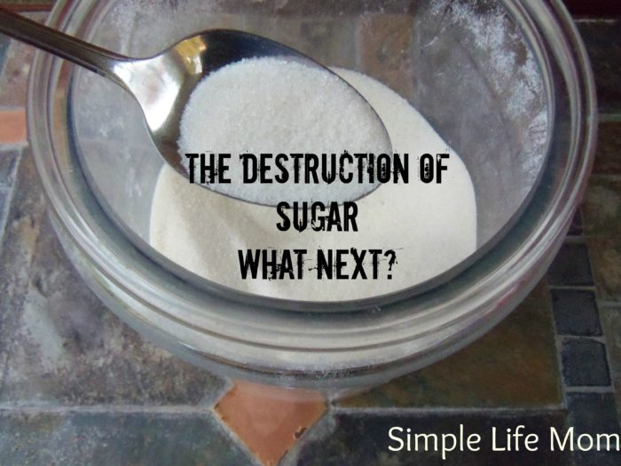 The Destruction of Sugar - find out what sugar really does to your body