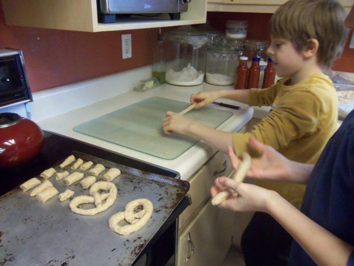 A Fun Recipe for Kids