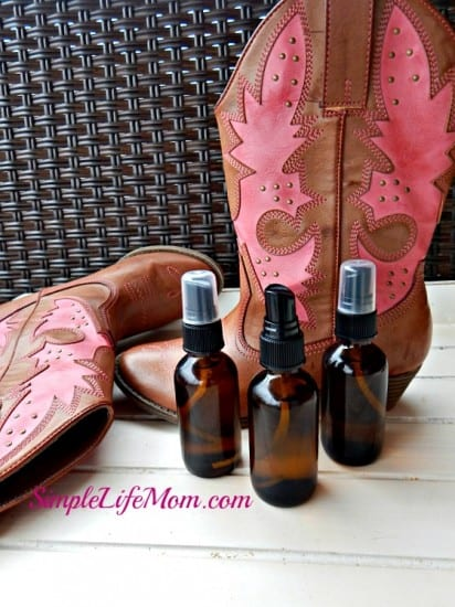 9 Natural Cleaning Recipes for Spring Cleaning - Natural Deodorizing Room Spray