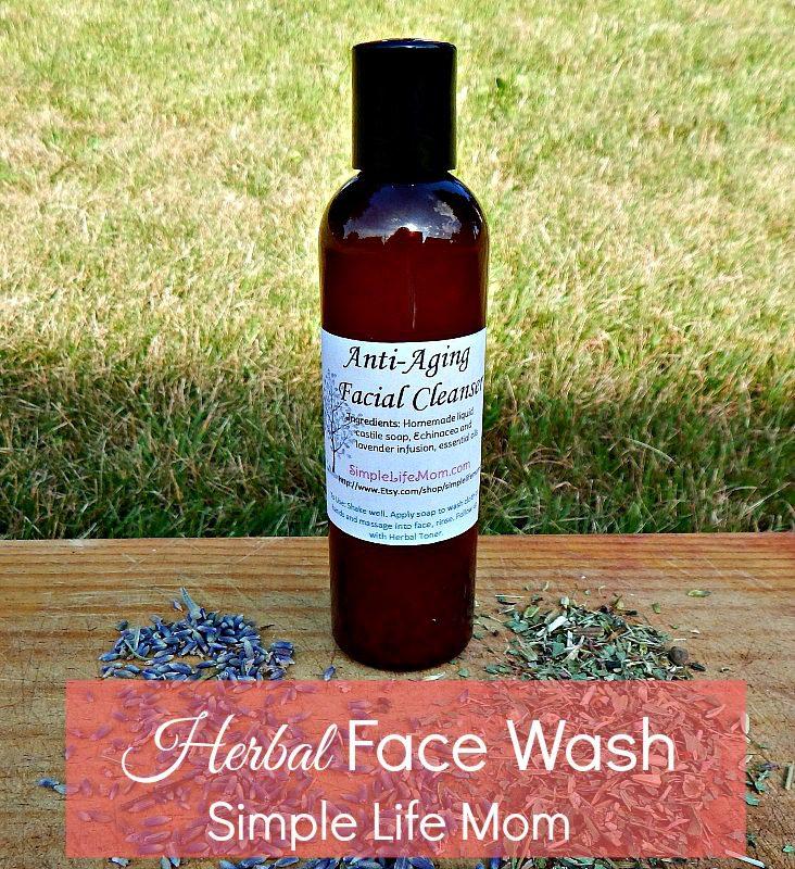 DIY Herbal Face Wash – A Natural Facial Cleanser