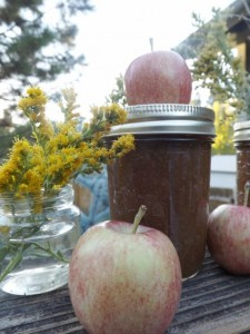 12 Apple Recipes for Fall - Apple-Butter