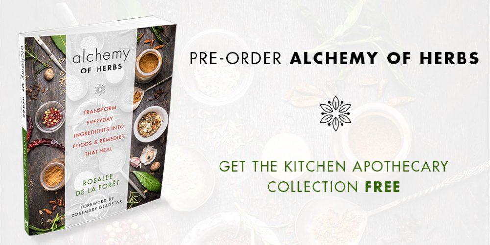 Homestead Blog Hop - Preorder Alchemy of Herbs