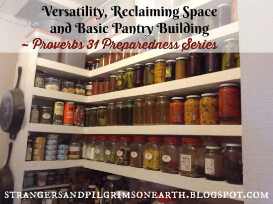 Homestead Blog Hop Feature - Strangers and Pilgrims on Earth