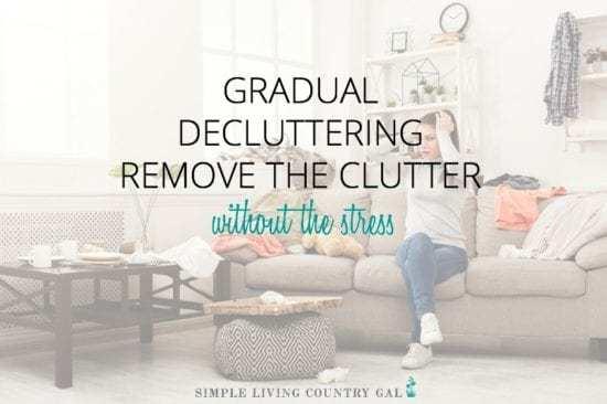 Homestead Blog Hop Feature - gradual-decluttering