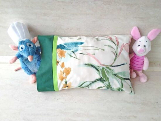 Homestead Blog Hop Feature - How to Make a Pillowcase Burrito