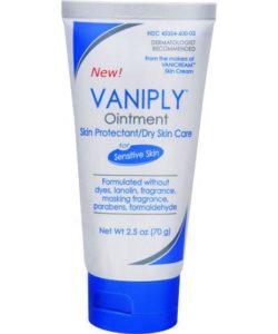 Vanicream Vaniply Ointment 2.5oz