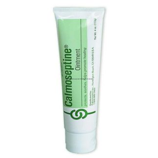 Calmoseptine Ointment Ointment Tube