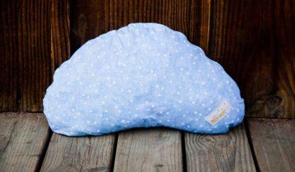 Littlebeam starry night nursing pillow.