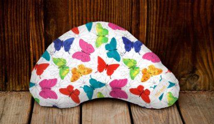 Littlebeam butterflies nursing pillow.