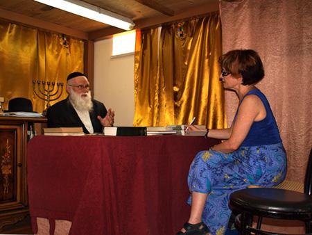 Rav di Mauro, the Rabbi of Siracusa