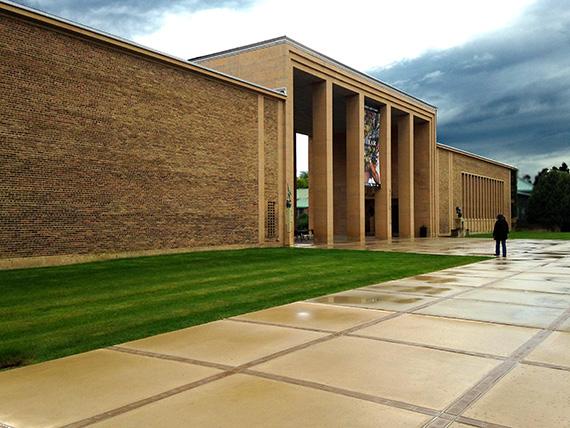 Cranbrook Art Academy in Detroit Michigan