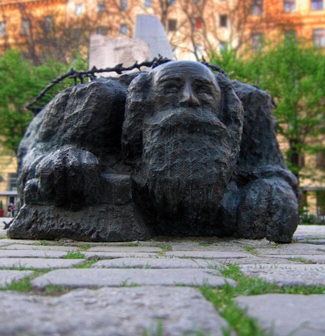 monument in Vienna, Austria