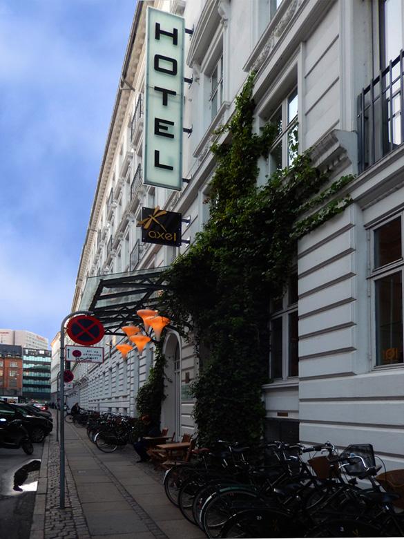 hotel Axel, Denmark