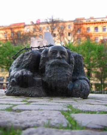 Monument Against War and Fascism in Vienna, Austria
