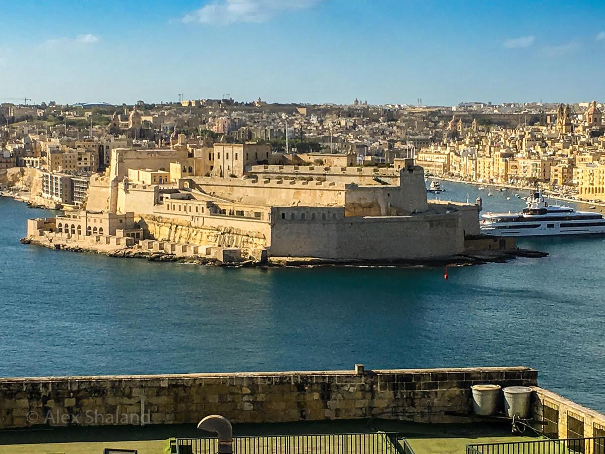 The Great Harbor of Malta