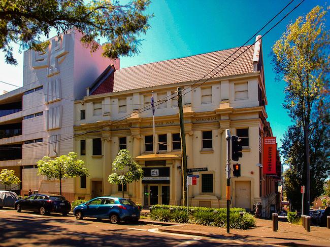 Sydney Jewish Museum, Australia