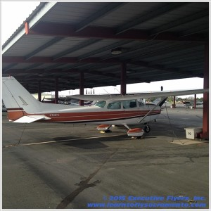 image: 1978 Cessna 172N Aircract of Executive Flyers, Inc.