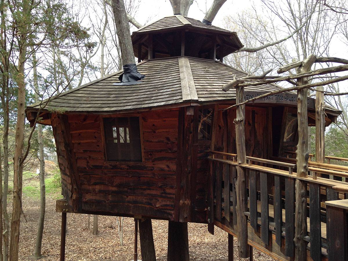 Treehouse at Crystal Springs
