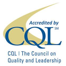 CQL Accredited Logo