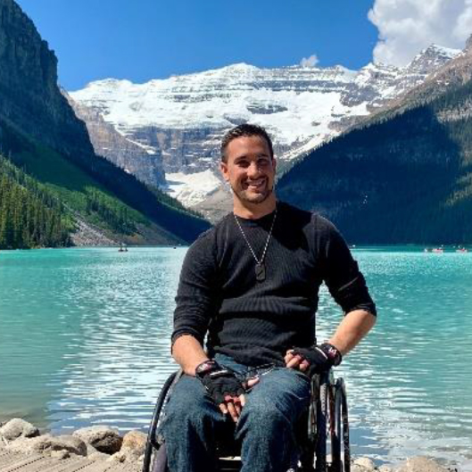 A Handcycle For Corey