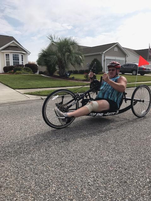 Cycling brings GoHawkeye athlete out of slump