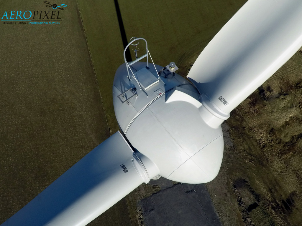 UAV Wind turbine inspections