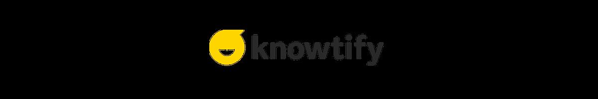 knowtify logo