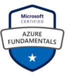 Azure Fundamentals Badge Image