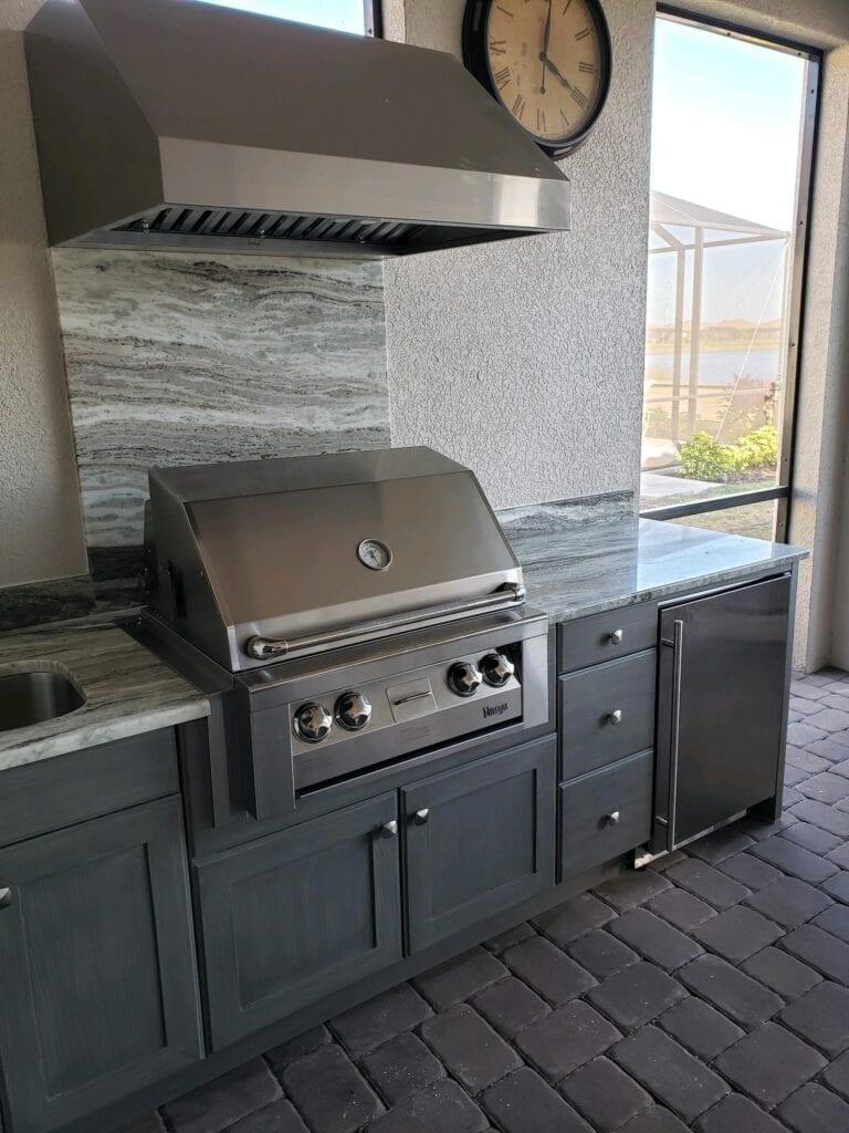 Gray OD Kitchen