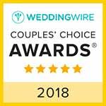 Wedding Wire Award - Mountain High Weddings