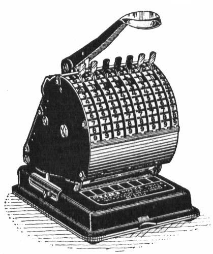 1920 F & E Check Protector Company