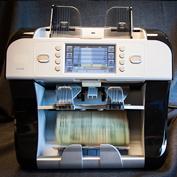 Money bill sorter machines