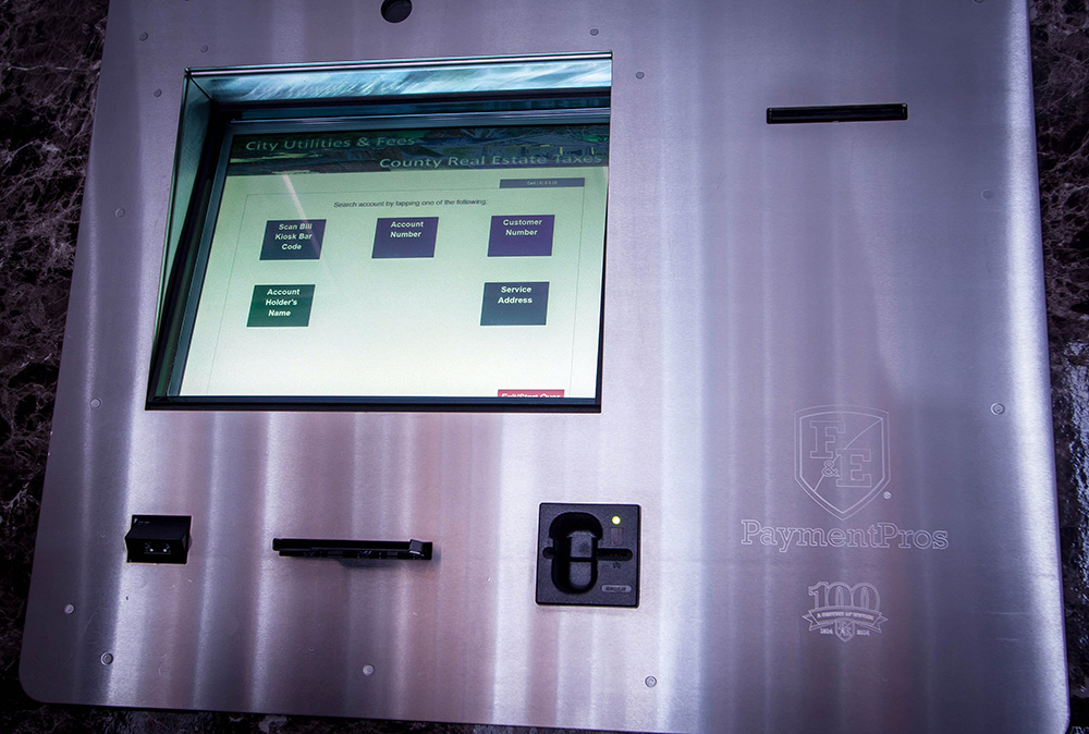 Automated payment center kiosks from F&E PaymentPros   F&E Payment Pros