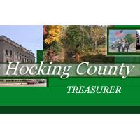 Hocking County Treasurer