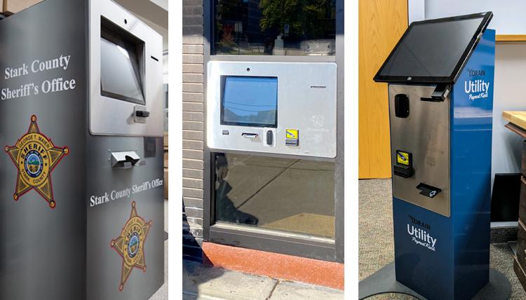 Customized Payment Kiosks