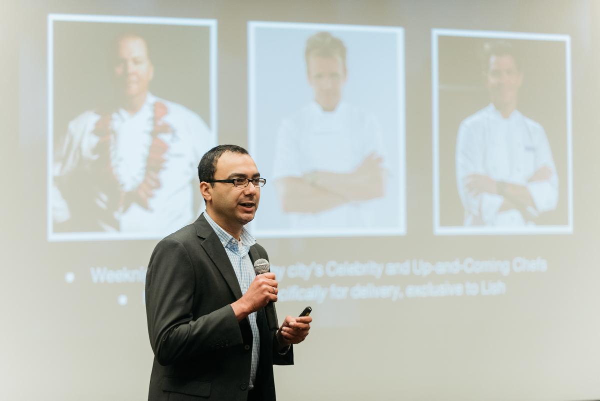 Aakhil Fardeen, CEO, Lish (Portland Seed Fund Class 7)