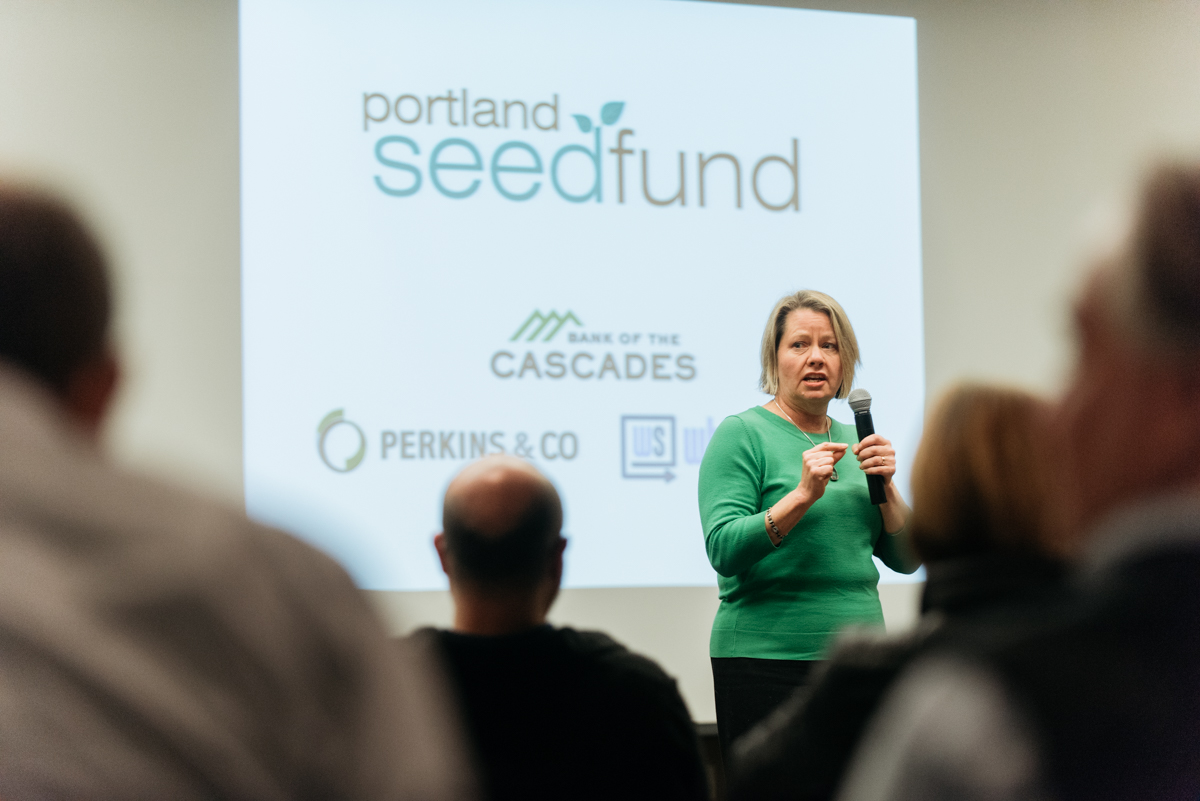 Portland Seed Fund Class 7 Investor Day - December 2015