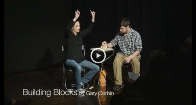 Building Blocks, Directed by Dave Roberts, starring Alex Haslett and Madelyn Clement