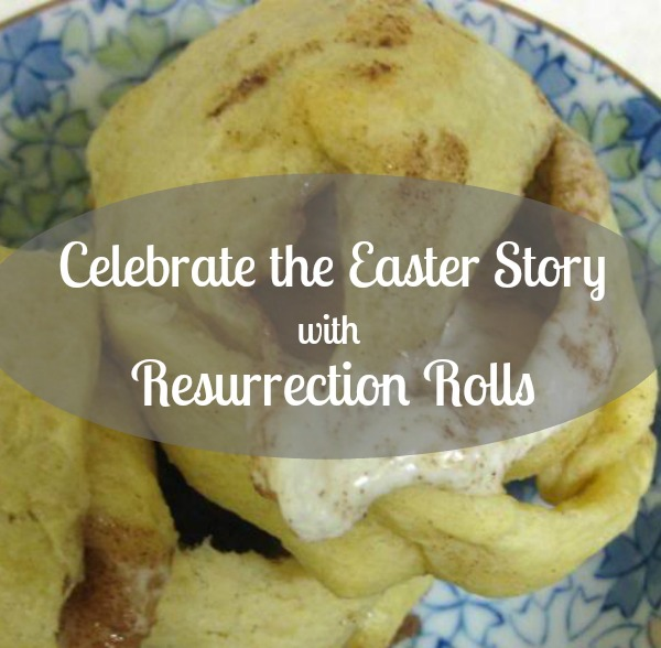 These resurrection rolls are a great way to start your Easter day.