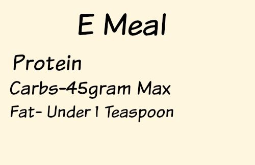 E Building Blocks. Trim Healthy Mama E Food list. Learn about E meals, why you need them and how to make them work for you. Part of the THM Basics Series.