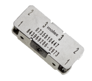 2.6 GHz miniature double junction surface mount isolator