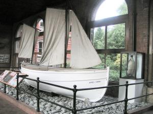 James Caird boat Endurance