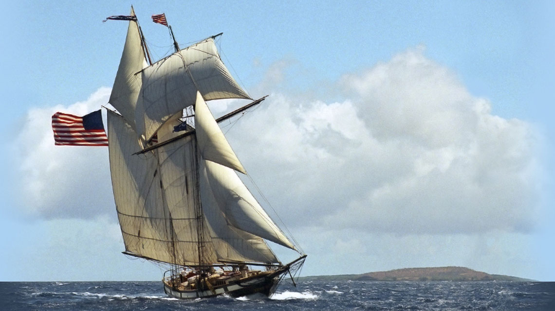 Tall Ship Lynx