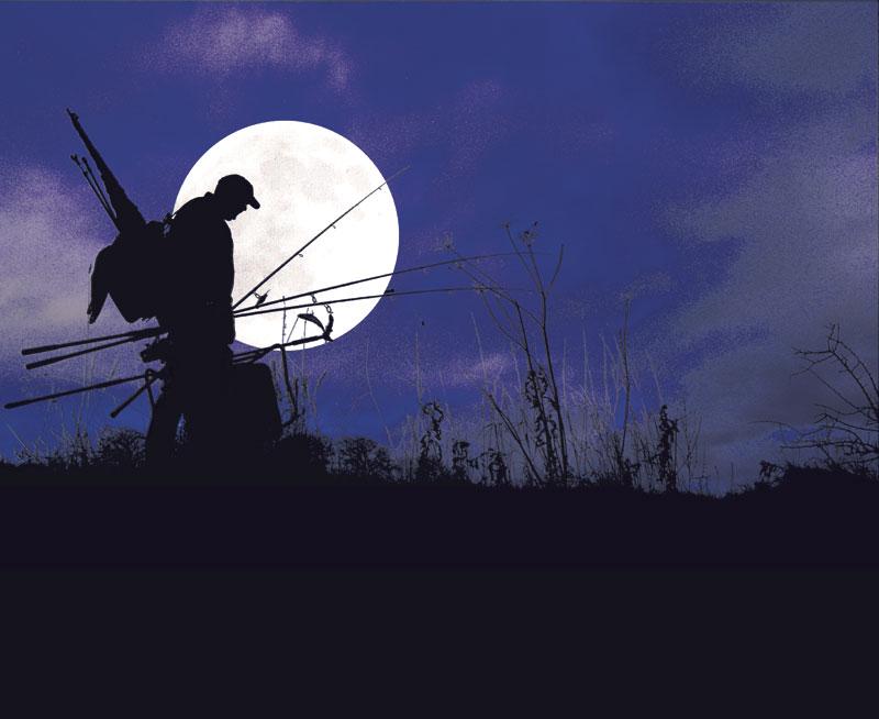 Pescare e fasi lunari