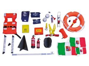 Quali dotazioni di sicurezza servono in barca?