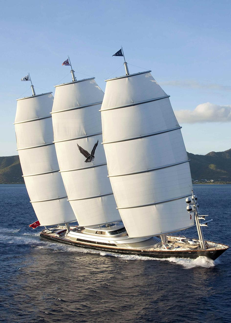 maltese falcon-super-yacht-sailing-boat