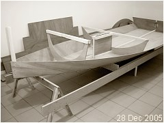 Dinghy 4.0 m free boat plan download 3