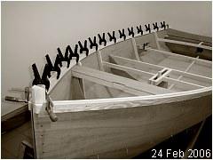 Dinghy 4.0 m free boat plan download 4